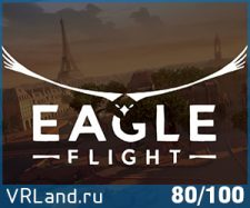 Обзор Eagle Flight VR